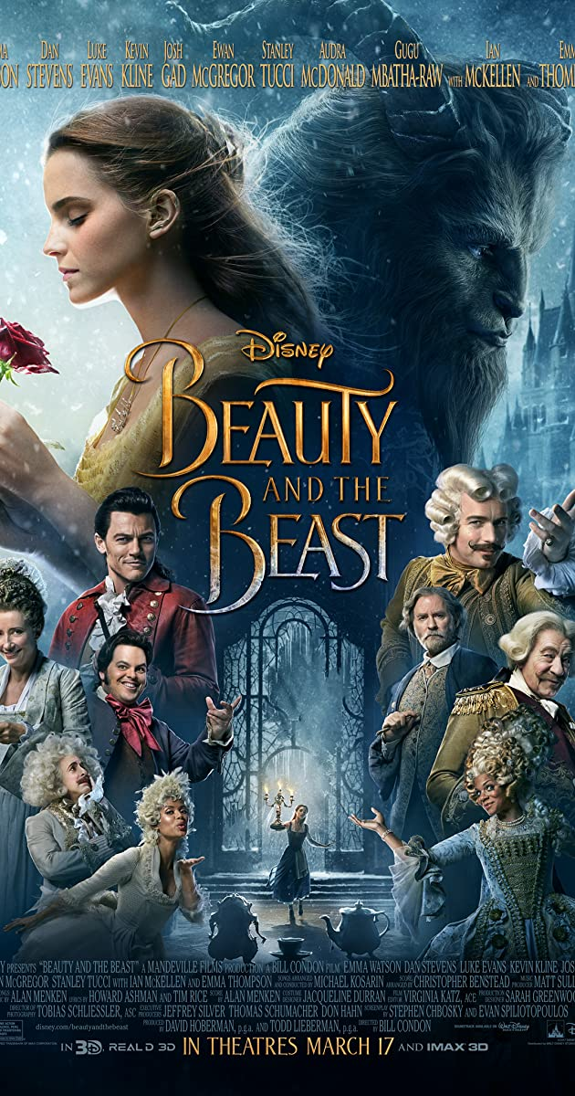 Beauty and the Beast (2017) 360p 720p 1080p 2160p