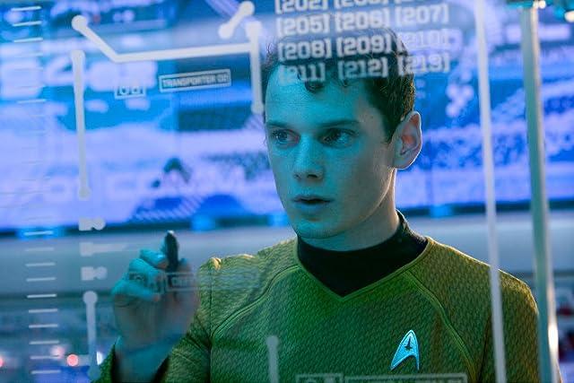 Anton Yelchin in Star Trek (2009)