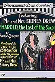 Harold, the Last of the Saxons Poster