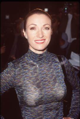Jane Seymour at an event for Life Is Beautiful (1997)