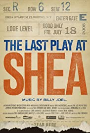 The Last Play at Shea Poster