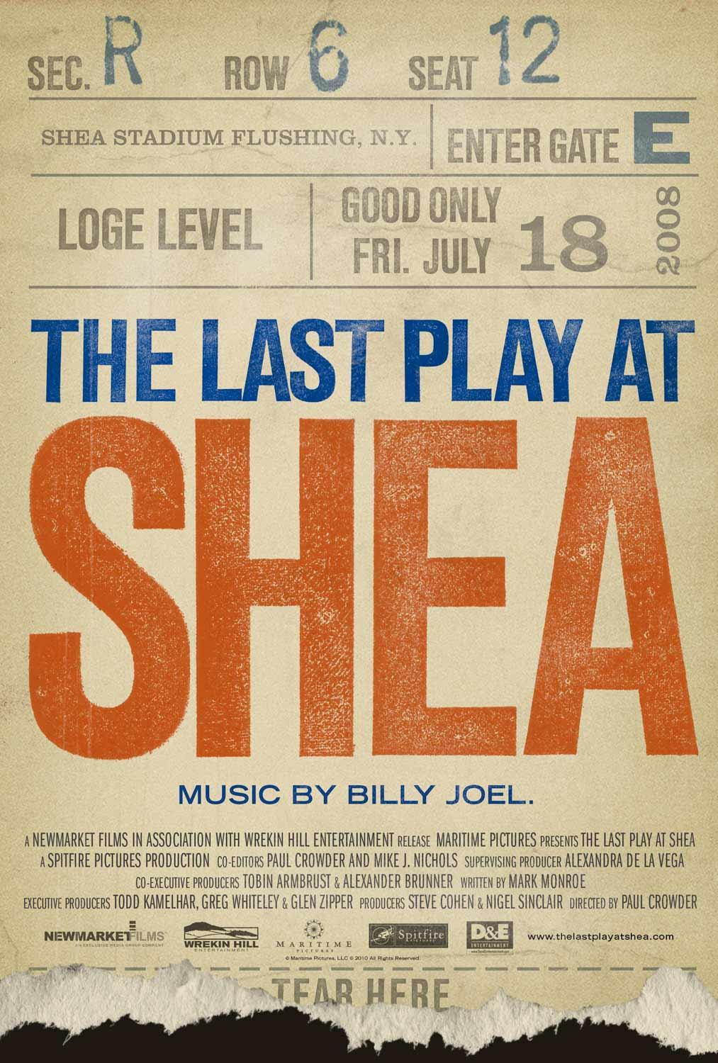image The Last Play at Shea Watch Full Movie Free Online
