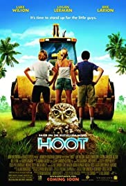 Hoot (2006) Poster - Movie Forum, Cast, Reviews