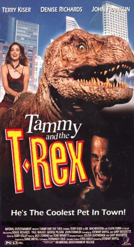 Poster Tammy and the Teenage T-Rex