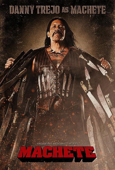 Danny Trejo in Machete (2010)