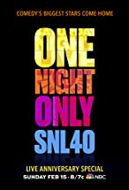Primary image for Saturday Night Live: 40th Anniversary Special
