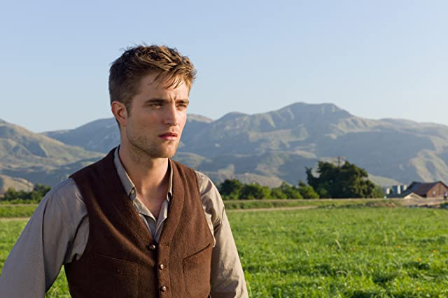 Robert Pattinson in Water for Elephants (2011)