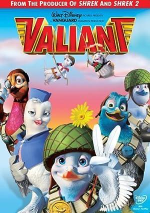 Valiant: Héroes plumíferos -