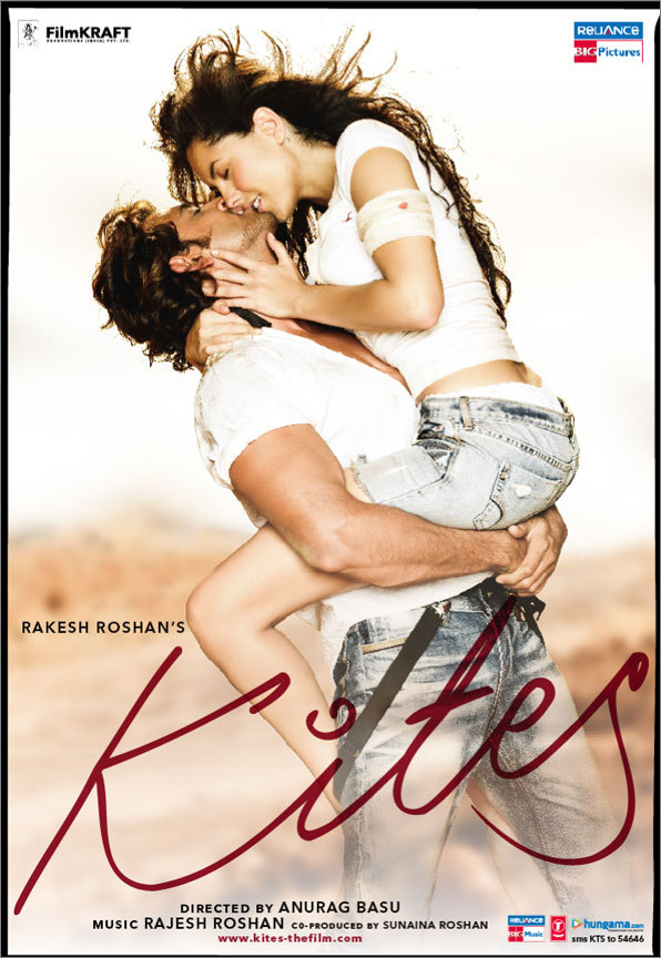 Kites (2010) Hindi Movie Blu-Ray – 480P | 720P – x264 – Download