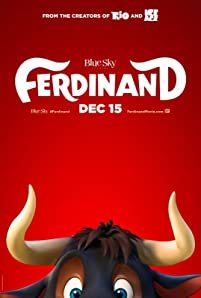 'Ferdinand' tells the story of a giant bull with a big heart. After being mistaken for a dangerous beast, he is captured and torn from his home. Determined to return to his family, he rallies a misfit team on the ultimate adventure.