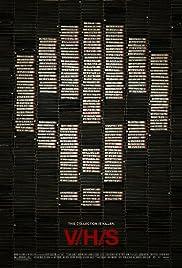 V/H/S(2012) Poster - Movie Forum, Cast, Reviews