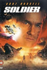 Soldier (1998) Poster - Movie Forum, Cast, Reviews