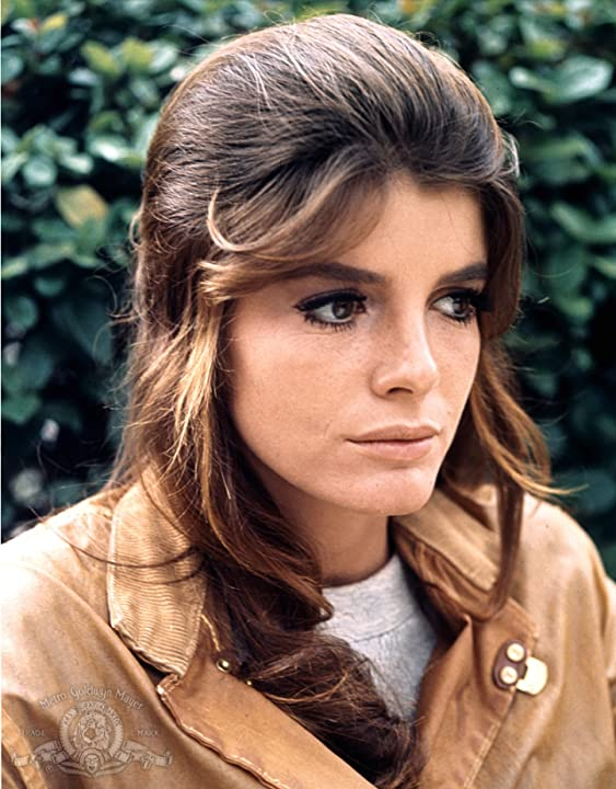 Katharine Ross in The Graduate (1967)