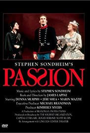 Passion (1996) Poster - Movie Forum, Cast, Reviews