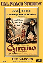 Cyrano de Bergerac (1950) Poster - Movie Forum, Cast, Reviews
