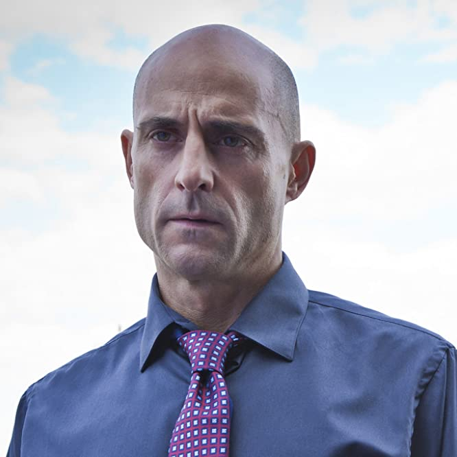 Mark Strong in Low Winter Sun (2013)