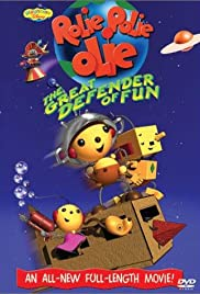 Rolie Polie Olie: The Great Defender of Fun Poster
