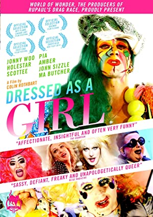Dressed as a Girl (2015)