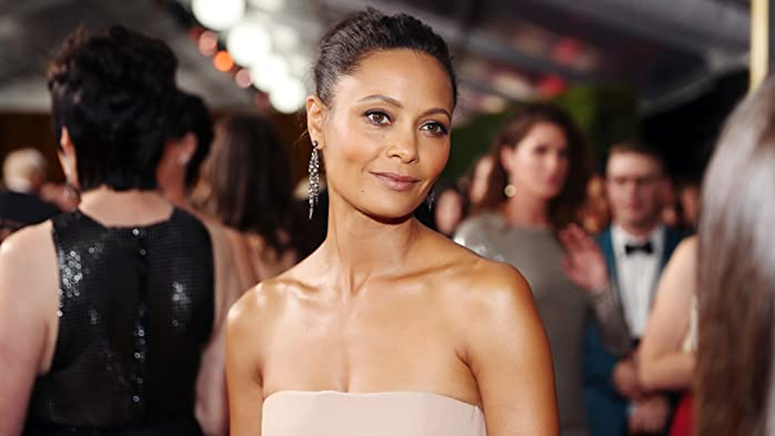 Thandie Newton at an event for The 69th Primetime Emmy Awards (2017)