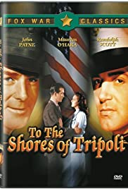 To the Shores of Tripoli (1942) Poster - Movie Forum, Cast, Reviews