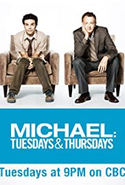 Michael: Tuesdays & Thursdays Poster
