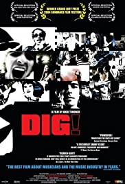 Dig!  Poster