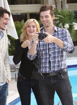 Eric Balfour, Lucas Bryant, and Emily Rose