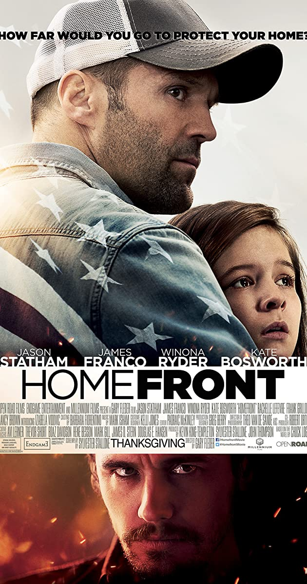 Paskutinė riba / Homefront (2013) Online