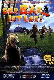 Bear on the Run Poster