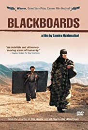 Blackboards (2000) Poster - Movie Forum, Cast, Reviews