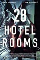 28 Hotel Rooms (2012) Poster