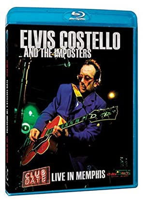 Elvis Costello & the Imposters: Club Date – Live in Memphis (2005)
