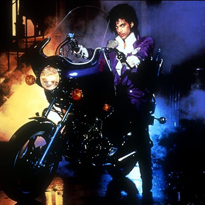 Prince in Purple Rain (1984)
