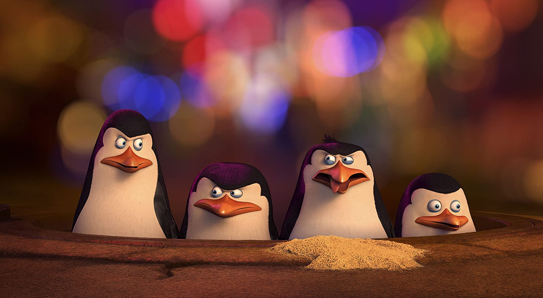 Los pingüinos de Madagascar (Penguins of Madagascar)