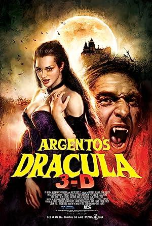 Dracula 3D poster