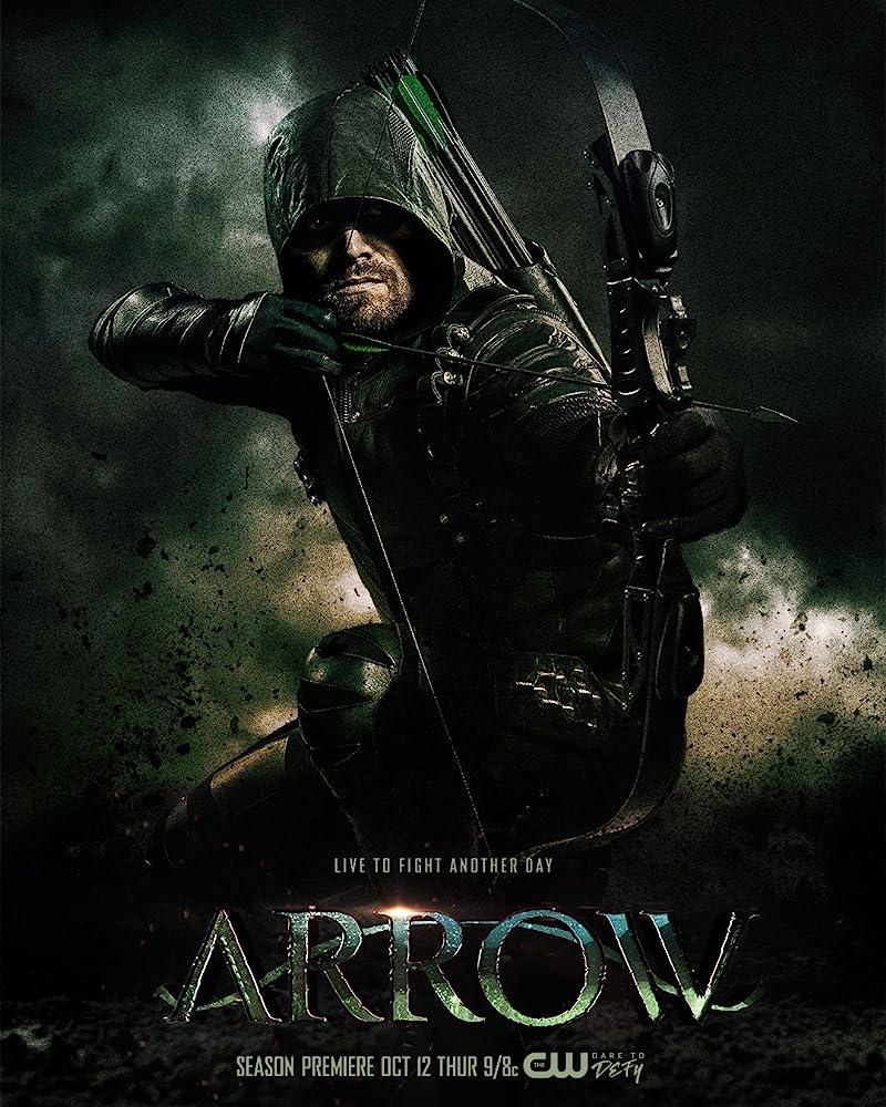 Arrow S06E12 XviD-AFG