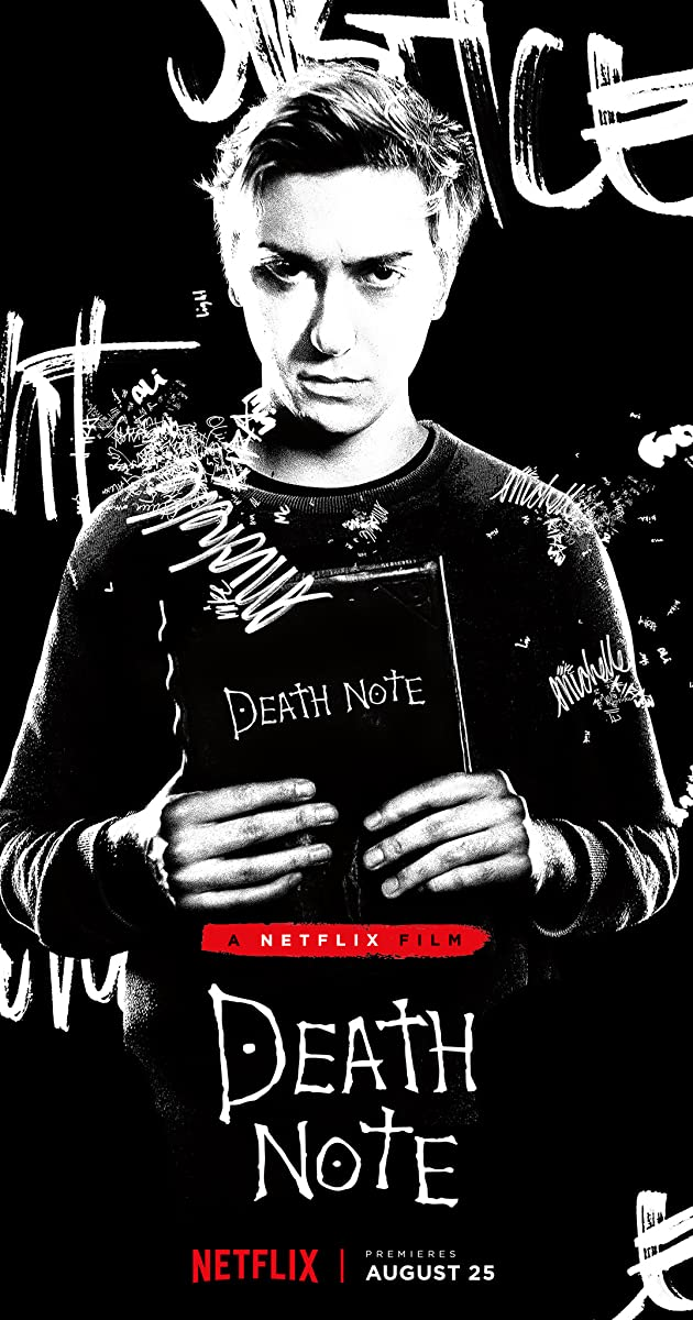 Image result for Death Note 2017