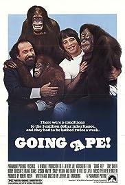 Going Ape!(1981) Poster - Movie Forum, Cast, Reviews