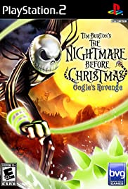 The Nightmare Before Christmas: Oogie's Revenge (Video Game 2004 ...
