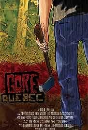Gore, Quebec film poster