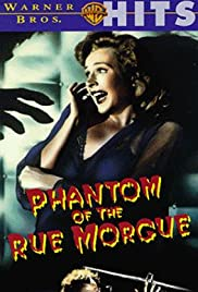 Phantom of the Rue Morgue (1954) Poster - Movie Forum, Cast, Reviews
