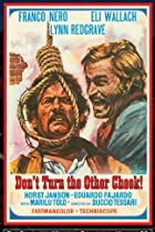 Don't Turn the Other Cheek (1971) Poster