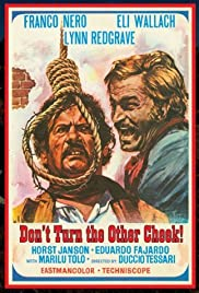 Don't Turn the Other Cheek Poster