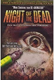 Night of the Dead: Leben Tod Poster