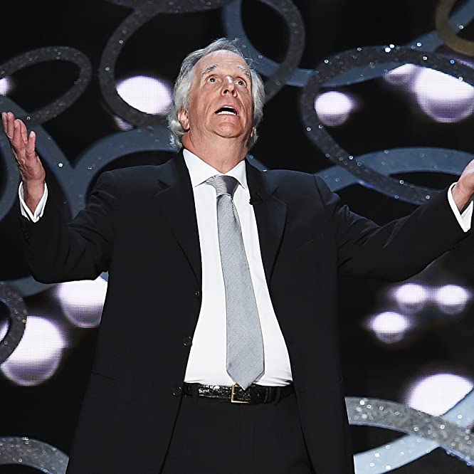 Henry Winkler at an event for The 68th Primetime Emmy Awards (2016)