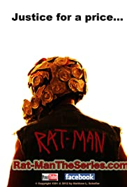 Rat-Man vs. the Voice of Experience! Poster