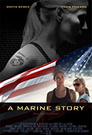 A Marine Story Poster