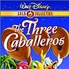 Joaquin Garay, Clarence Nash, and José Oliveira in The Three Caballeros (1944)