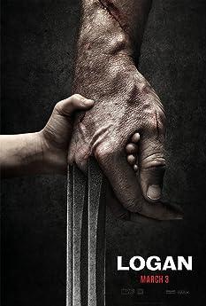 Patrick Stewart, Hugh Jackman, and Anthony Escobar in Logan (2017)