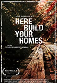 Here Build Your Homes Poster